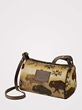 Land Of The Buffalo Travel Purse