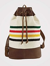 Glacier Park Duffle Backpack