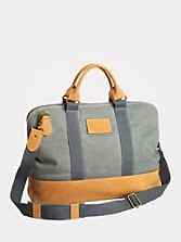 Grounded Messenger Bag