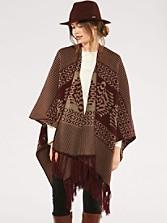 Tolovana Knit Blanket Shawl