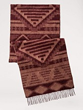 Woven Jacquard Scarf