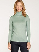 Ultralight Merino Turtleneck