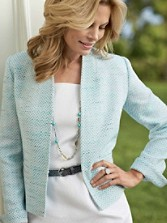 Beyond The Sea Tweed Jacket