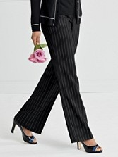 Piper Pinstripe Pants