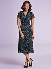 Guinevere Silk Dress