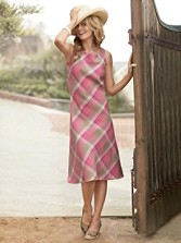 Palisades Plaid Dress