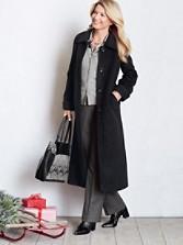 Olivia Cashmere-blend Coat