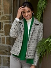 Pine Valley Jacquard Jacket