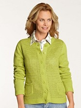 Double-pocket Cardigan