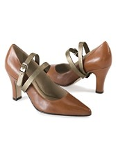 Three-way Sophia Pumps