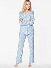 Jersey Knit Pj Set