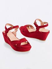 Lockness Platform Wedges