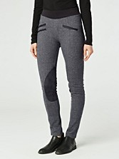 Herringbone Equestrian Pants