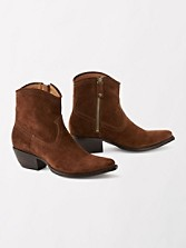 Sacha Side-zip Ankle Boots