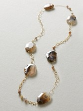 Artemis Vermeil Chain Necklace