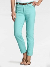 Nydj Alisha Fitted Ankle Pants