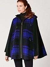 Pendleton Signature Hooded Cape