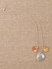 1863 Coin Necklace