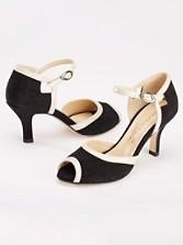 Italian Valerie Ankle-strap Heels
