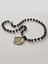 Black Jasper Necklace