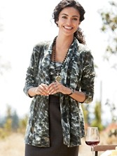 Irvin Shawl-collar Cardigan