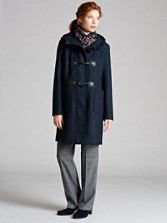 Pendleton Signature Hooded Duffle Coat