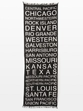 Destination Scarf