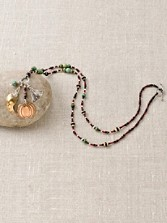 Heirloom Garden Charm Necklace