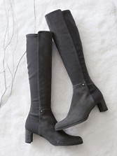 Mezzamid Tall Suede Boots