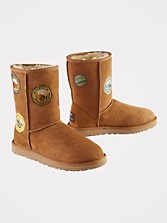 Classic Short National Park Patch Boots