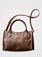 Melissa Leather Satchel