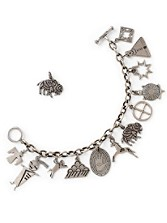 Sterling Legendary Charm Bracelet