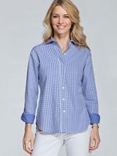 Reverse Check Shirt