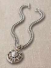 Honour Medallion Necklace