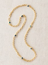 Lorraine Blue Necklace