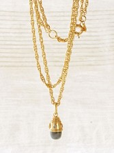 Baroque Double-strand Necklace