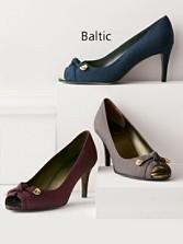 Bowtie Peeptoe Heels