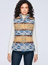 Ugg Australia/pendleton Jacquard Vest