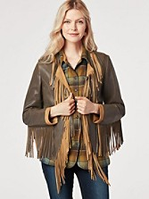 Missoula Fringe Jacket