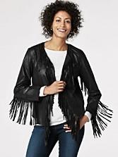 Missoula Fringe Jacket