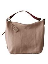 Sadie Leather Hobo Bag