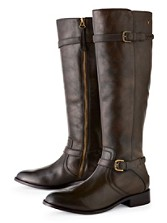 Estelle Italian Leather Boots