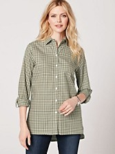 Cotton Tattersal Work Shirt