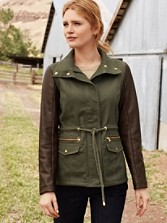 Twill Field Jacket