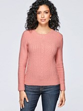 Lux Multicable Pullover