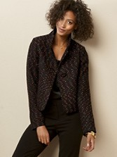 Tweed Lined Jacket
