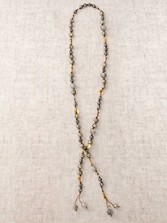 Carola Lariat Necklace