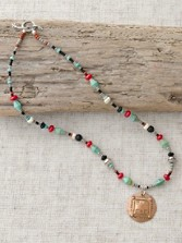 Pueblo Crossroads Necklace