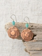 Pueblo Crossroads Earrings