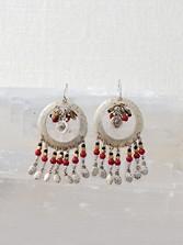 Sterling Chandelier Earrings